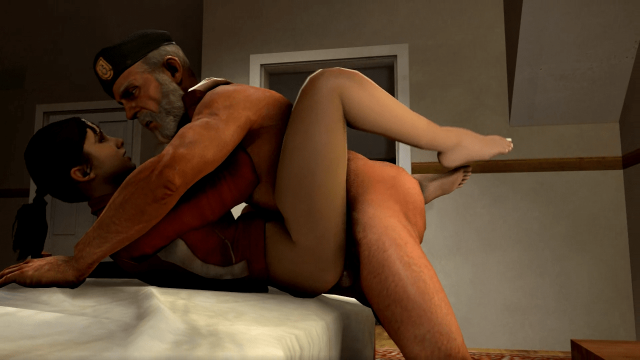 Zoey Gets Fucked By Bill The Old Timer – Rule34
